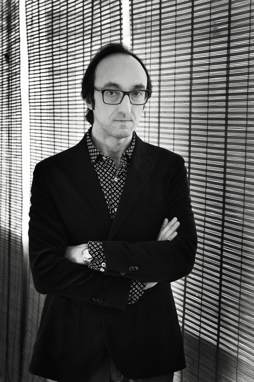 Agustín Fernández Mallo. Foto ©Iván Giménez